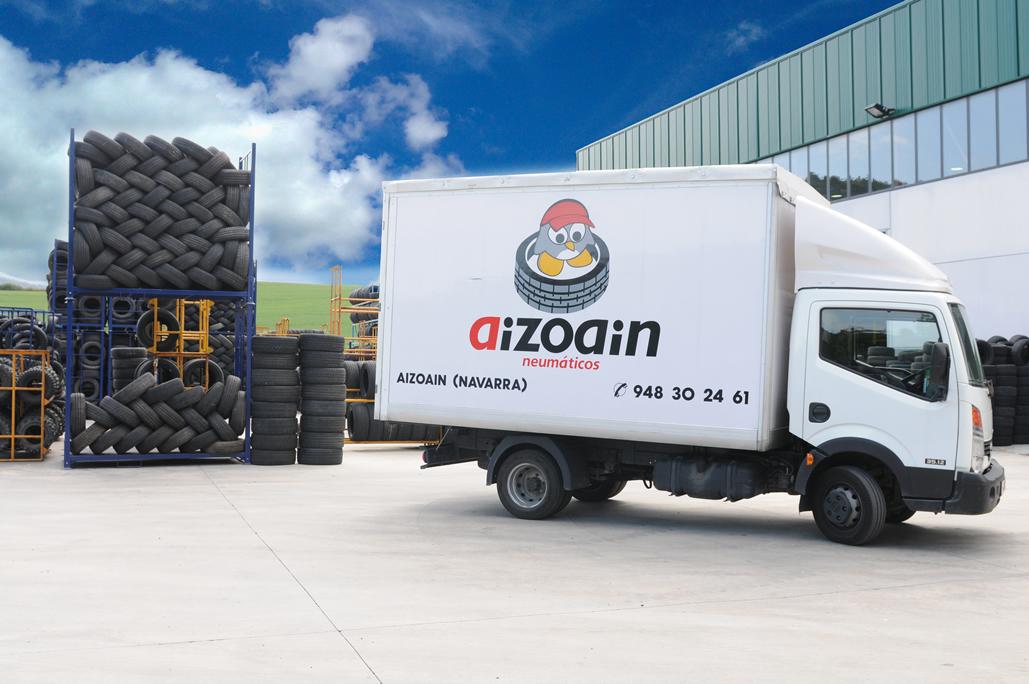 Neumáticos Aizoain